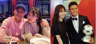 Quang Hải đăng ảnh bạn gái, Huỳnh Anh khẳng định độc thân và 'tố' ai kia 'bạc'