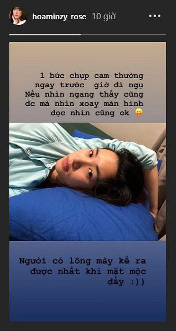 Hòa Minzy bất ngờ có động thái ngầm thừa nhận chuyện sinh con cho bạn trai thiếu gia?