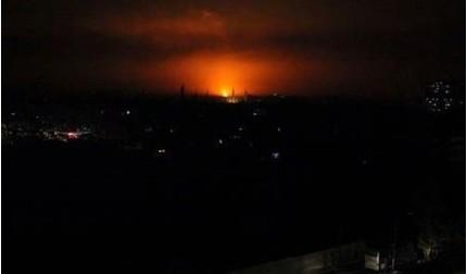 Nổ ống dẫn khí gas khiến toàn bộ Syria mất điện