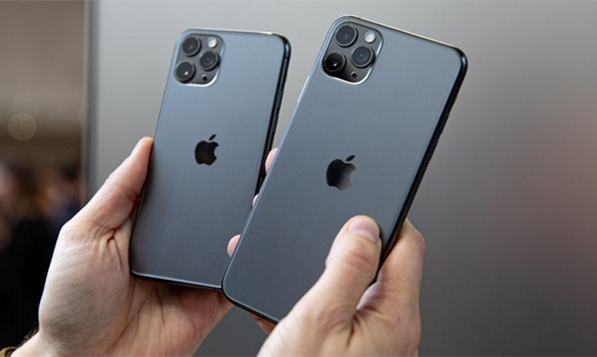 iPhone 12 có thể dùng cảm biến LiDAR cỡ nhỏ