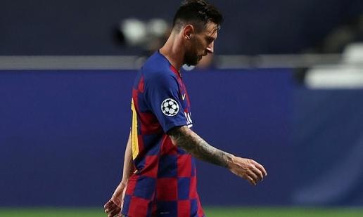 CLB Barcelona chốt giá bán tiền đạo Messi là 631 triệu bảng