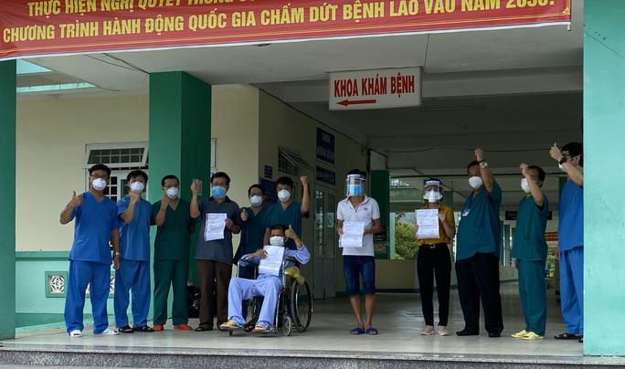 Bệnh nhân Covid-19 ở Đà Nẵng từng tiên lượng tử vong được xuất viện