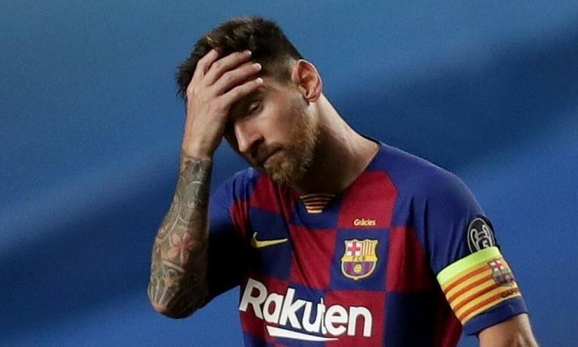 CLB Barcelona đã tìm được tiền đạo thay thế Messi
