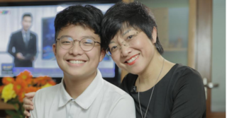 MC Thảo Vân nghẹn ngào vì món quà sinh nhật của con trai