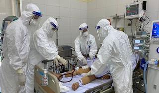 Bệnh nhân 416 ở Đà Nẵng đang diễn biến rất nặng