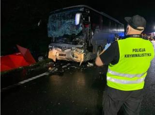 Tin tức thế giới 24/8: TNGT nghiêm trọng ở Ba Lan, 9 người thiệt mạng