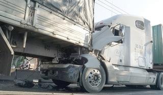Tin tức tai nạn giao thông ngày 25/8: 3 ô tô tông liên hoàn trên QL1