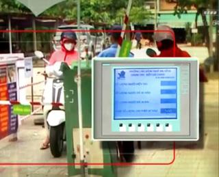 Tin tức trong ngày 25/8: Kiểm soát người ra vào chợ bằng công nghệ