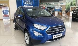 Ford EcoSport giảm giá lên tới 85 triệu đồng