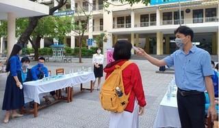 Đà Nẵng xét nghiệm cho toàn bộ thí sinh dự thi tốt nghiệp THPT đợt 2
