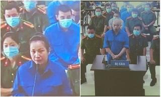 Đánh phụ xe khách, vợ chồng Đường Nhuệ lĩnh 6 năm 6 tháng tù