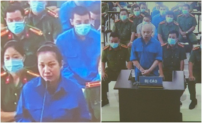 Đánh phụ xe khách, vợ chồng Đường Nhuệ bị tuyên án 6 năm 6 tháng