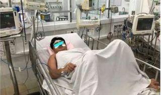 Bé 12 tuổi nguy kịch do bị sốc sốt xuất huyết nặng
