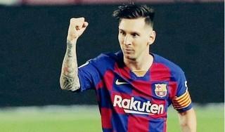 Messi đã tìm được bến đỗ mới khi rời Barcelona?
