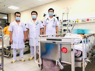 Hòa Bình: Xét nghiệm Covid-19, phát hiện bệnh nhân mắc bệnh Whitmore