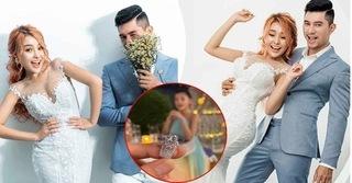 Lương Bằng Quang bị Ngân 98 từ chối lời cầu hôn dù đã chụp ảnh cưới