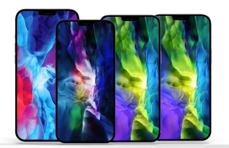 4 phiên bản iPhone 12 ra mắt nhưng sẽ chỉ có 3 kích cỡ màn hình