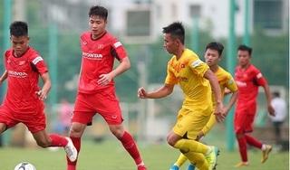 U22 Việt Nam chuẩn bị so tài với đội bóng mạnh của V.League?