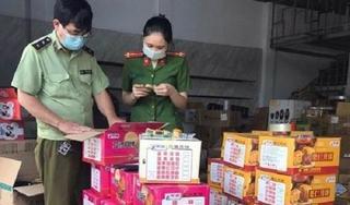 Tin tức pháp luật ngày 26/8: Bánh Trung thu nhập lậu ồ ạt đổ về Hà Nội
