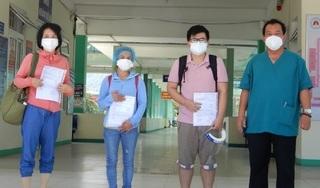 Thêm 3 bệnh nhân Covid-19 ở Đà Nẵng được công bố khỏi bệnh