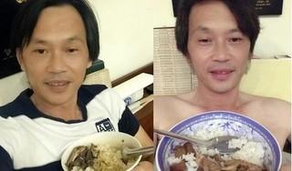 Nghệ sĩ Hoài Linh chia sẻ bữa cơm đạm bạc khiến dàn sao Vbiz lo lắng