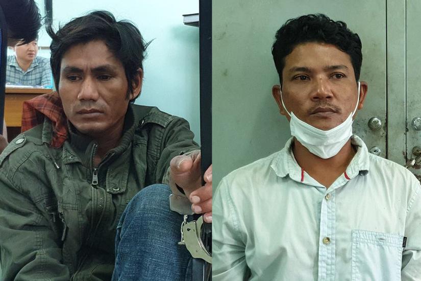 2 nghi can đâm chết người ở công viên Sài Gòn 'sa lưới'