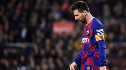 Tiền đạo Messi bị chỉ trích