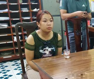 'Nữ quái' bắt cóc bé trai 2 tuổi ở Bắc Ninh bị khởi tố, bắt tạm giam