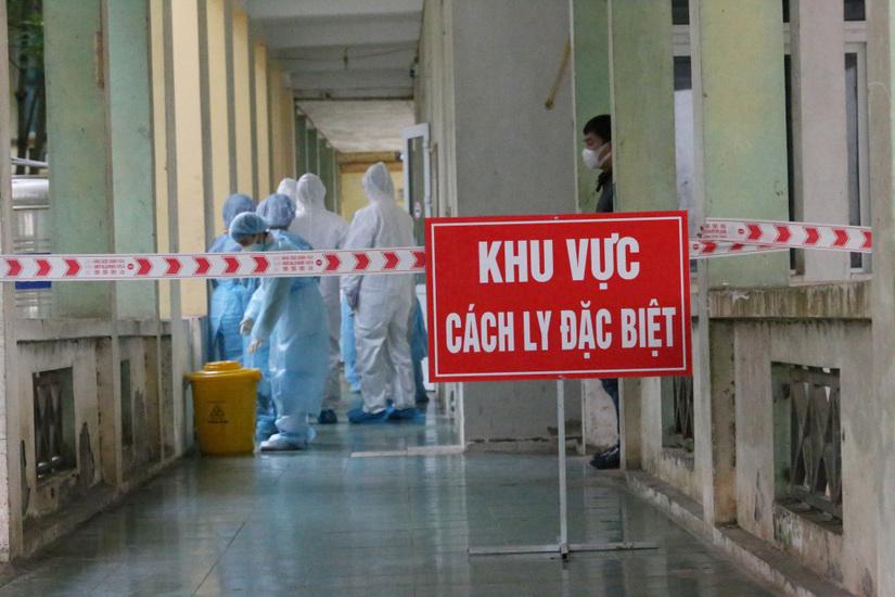 Cách ly 44 người của công ty FPT liên quan ca mắc Covid-19 quê Hà Nam