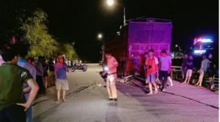 Tin tức tai nạn giao thông ngày 27/8: Tông vào đuôi xe tải, một người tử vong tại chỗ