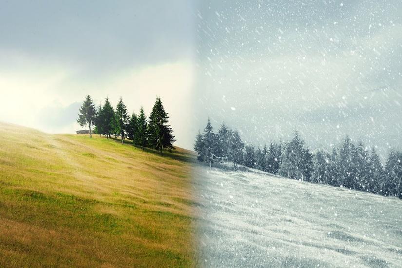 khô mũi khi thời tiết thay đổi