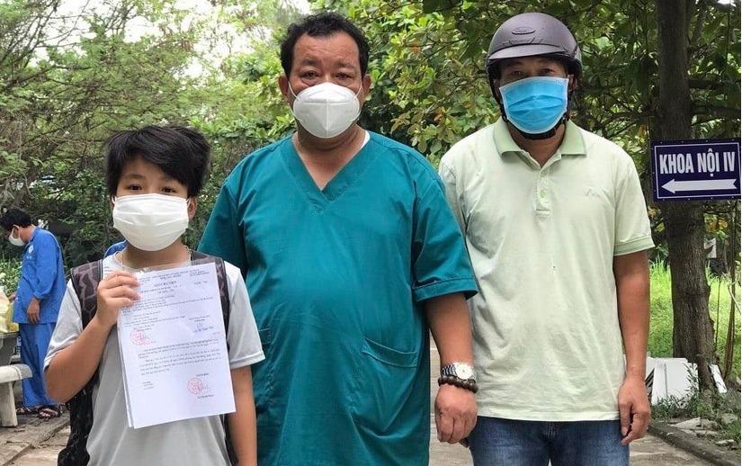 Thêm 5 bệnh nhân Covid-19 được công bố khỏi bệnh và xuất viện