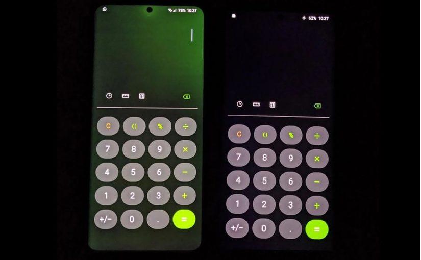 Galaxy Note20 Ultra bị báo cáo lỗi màn hình xanh không rõ nguyên nhân