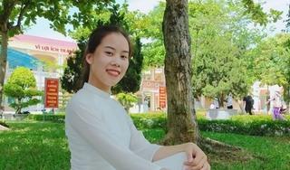 Nữ sinh đạt điểm 10 môn Ngữ văn: 'Em đã không ngủ được vì vui sướng'