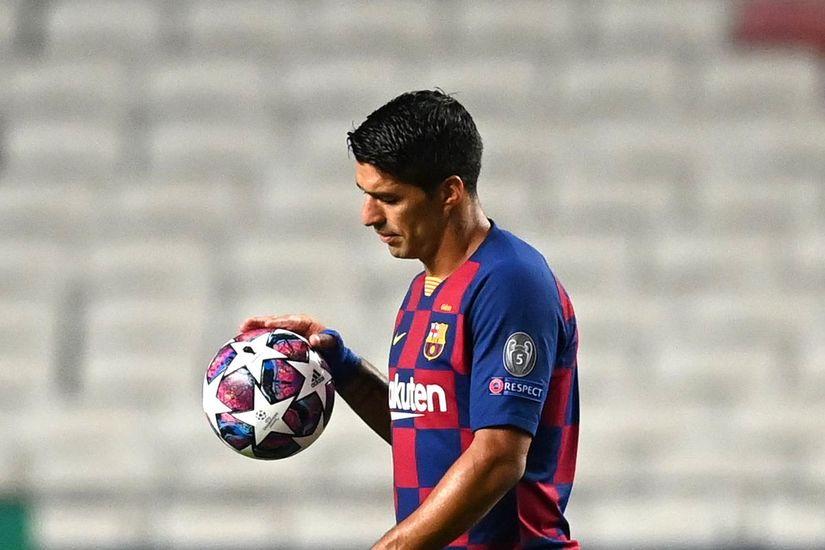 Barcelona nhắm cầu thủ lạ thay thế Suarez