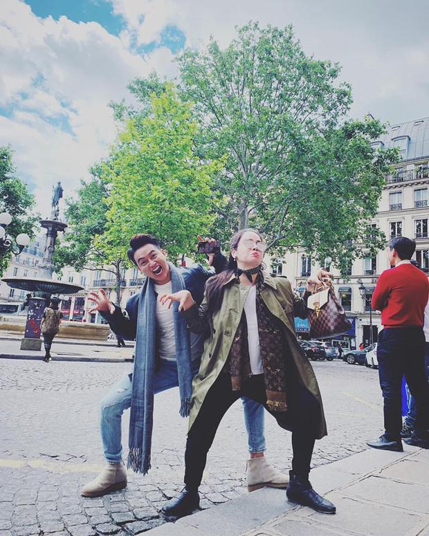 Nghi vấn Nhật Kim Anh Titi đi du lịch chung chỗ giữa tin đồn hẹn hò