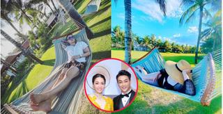 Nghi vấn Nhật Kim Anh - Titi đi du lịch cùng nhau giữa tin đồn hẹn hò