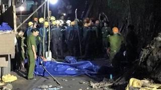 Một công nhân mỏ ở Quảng Ninh bị dây cáp tời văng trúng tử vong