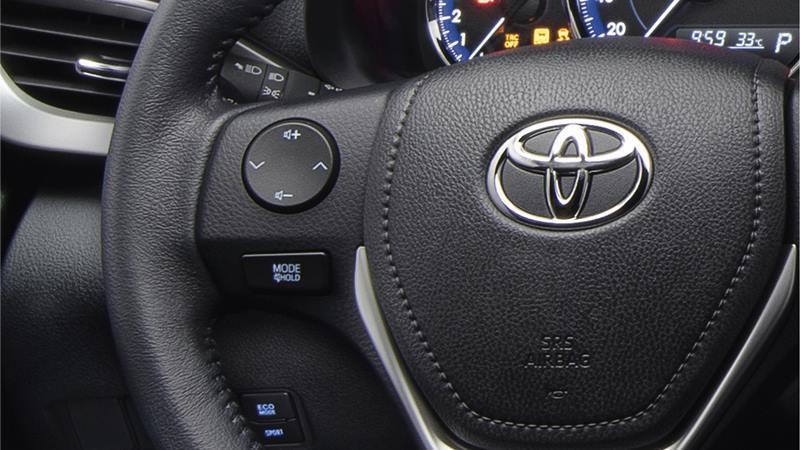 Toyota Vios 2021 với những điểm nâng cấp mới