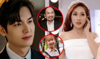 Khả Như khoe ảnh cưới, khẳng định 'tình yêu' với Lee Min Ho