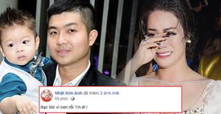 Nhật Kim Anh đau đớn khi bị hủy án vụ đòi quyền nuôi con