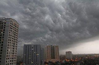 Tin tức thời tiết ngày 29/8/2020: Bắc Bộ có mưa rào và dông vài nơi