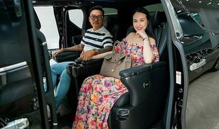 Tuấn Hưng chi hơn 4 tỷ đồng sắm xe sang tặng vợ