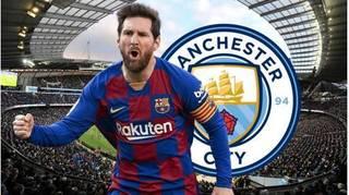 Messi muốn giành 2 quả bóng vàng cùng với Man City
