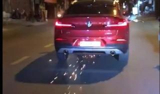 Tước bằng lái nữ tài xế BMW say xỉn gây náo loạn đường phố