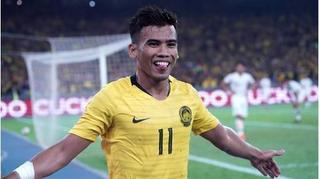 Tiền đạo Malaysia được CLB Bồ Đào Nha chiêu mộ