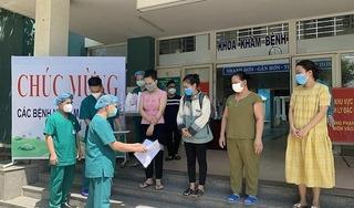 Quảng Nam cho xuất viện thêm 4 bệnh nhân Covid-19