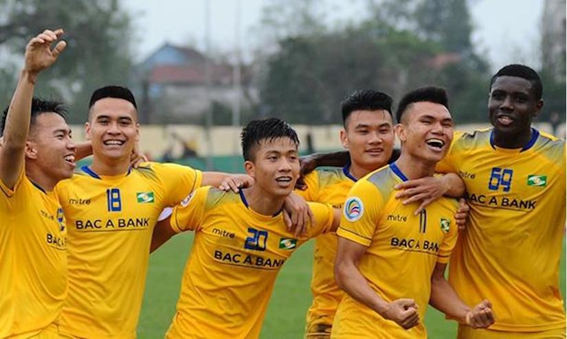 CLB SLNA liên tiếp đón tin vui trước ngày V.League trở lại