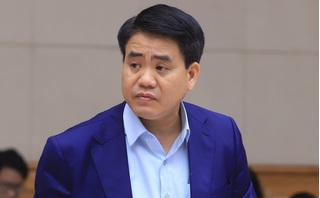'Sức khoẻ ông Nguyễn Đức Chung vẫn bình thường'