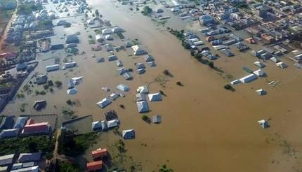 Lũ lụt tại Niger khiến 45 người chết, hàng trăm nghìn người phải sơ tán